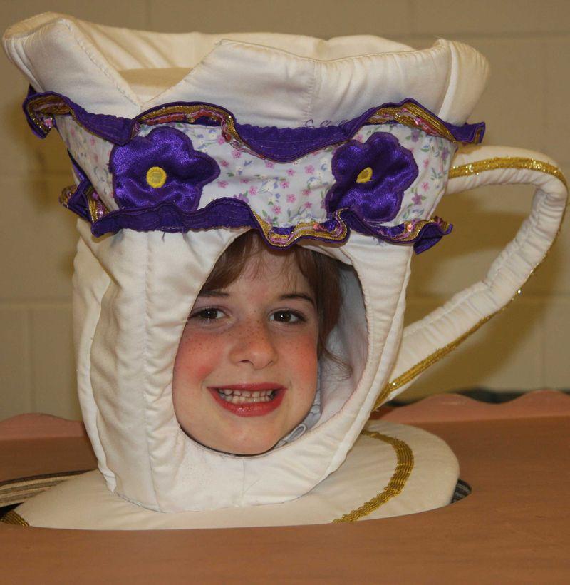 Kaitie chip teapot
