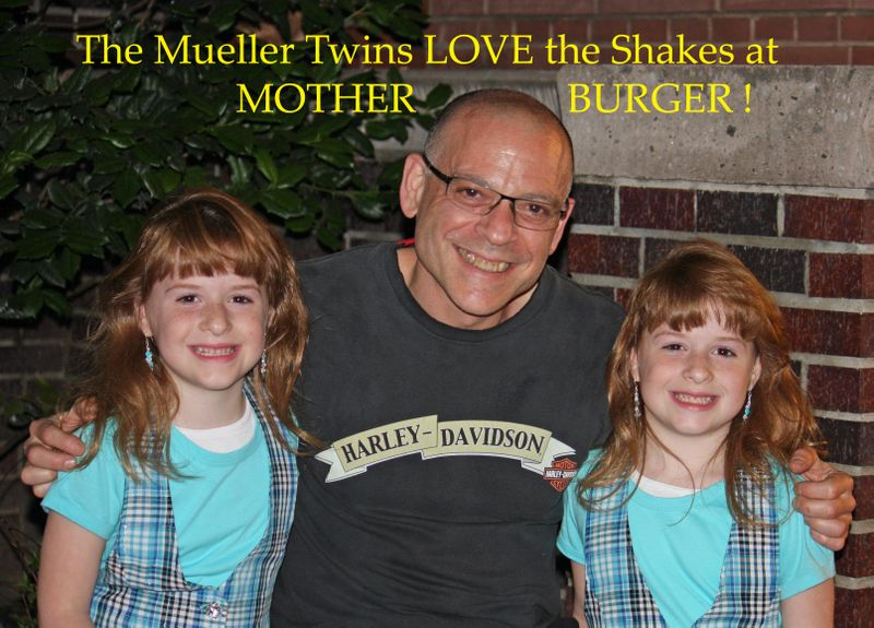 Mother Burger Ad