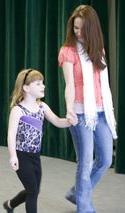 Kaitlyn w Ariel