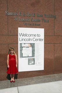 Kaitlyn - Lincoln Center Commercial