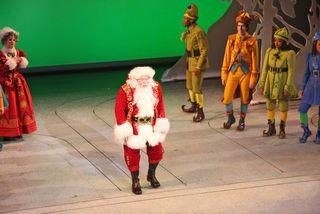 Elf-Broadway Santa