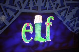 Elf stage