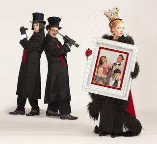 Baroness with boris and goran