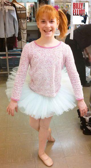 Kaitlyn Ballet Girl