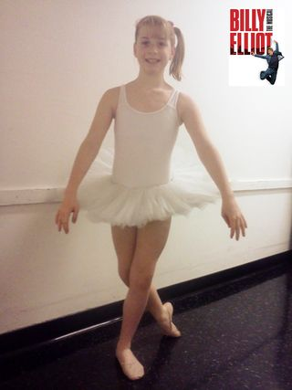 Kaitlyn - Billy Elliot 4