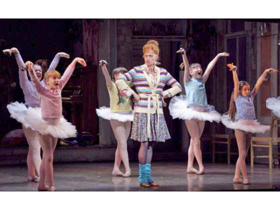 Billy Elliot Tour - Ballet Girls